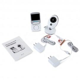 Babyphone De Surveillance Avec Moniteur LCD