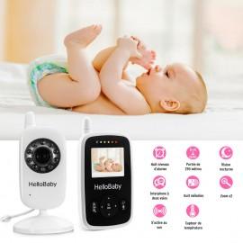 Babyphone Et Moniteur Avec Batterie Rechargeable