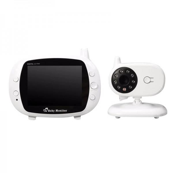 Babyphone Vidéo Numérique Avec Moniteur LCD